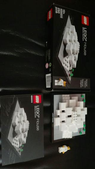 lego house 4000010