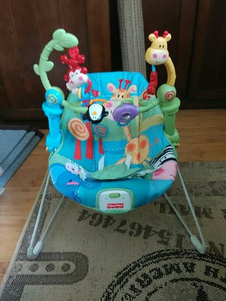 Hamaca Fisher Price bebe