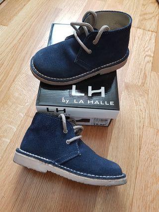 Zapato invierno niño
