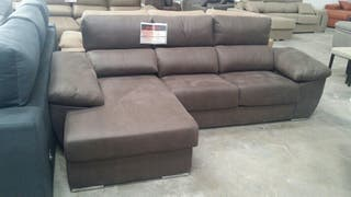 sofa chaise long deslizante y reclinable