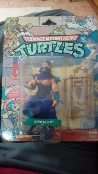 Figura Shredder (Tortugas Ninja)