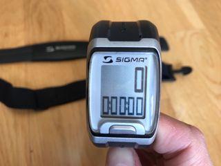 Reloj pulsómetro Sigma PC3.11