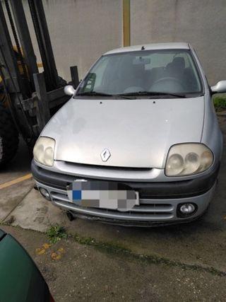 Despiece Renault Clio año 2001
