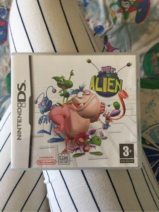 Pet Alien, DS.