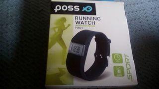 NUEVO running watch/pulsera o reloj de actividad