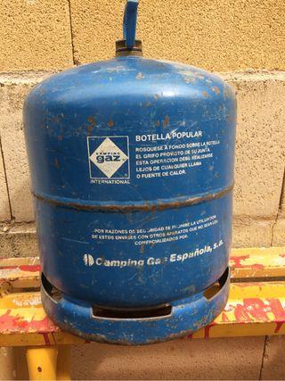 Botella campinggas