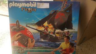 playmobil barco pirata