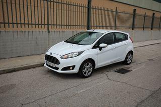 Ford Fiesta pocos kms y con garantía