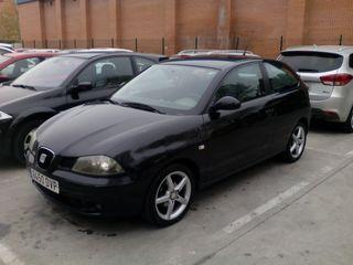 SEAT Ibiza 2006 1.9 tdi 100cv sport rider.