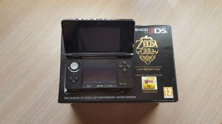 Consola Portatil Nintendo 3ds Zelda 25 aniversario