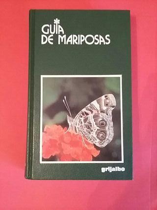 GUIA GRIJALBO DE MARIPOSAS - 1989- PRIMERA EDICIÓN