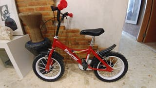 "Bicicleta Niño 14"""