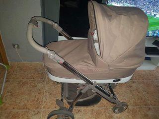 Carro bebé. Bebecar i3