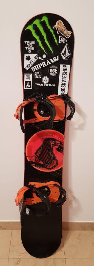 Tabla Nitro Snowboard 1,57