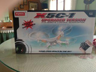Dron x5c-1. Nuevo a estrenar. Menos de 4 meses