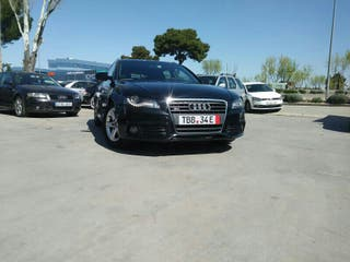 Audi A4 S-line +