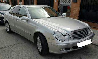 Mercedes-benz E270 elegance Diesel 2003