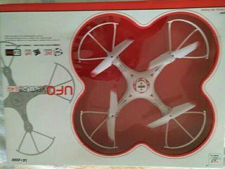 dron ufo venture 2.4G ref 11743 nuevo a estrenar