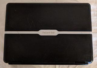 Ordenador portátil pantalla rota