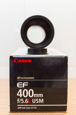 Canon EF 400mm f/5.6 L USM