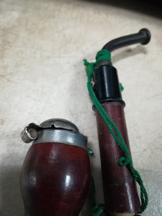 Pipa de fumar made in germany