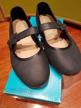 zapatos niña T. 34