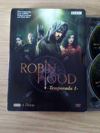 Serie Robin Hood en Dvd