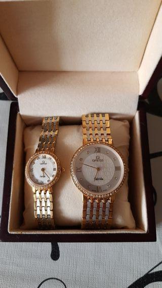 reloj duo sin usar