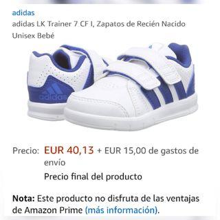 Adidas LK Trainer 7 CF talla 26