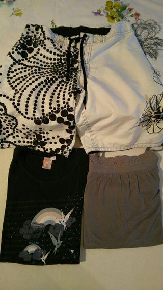 Lote ropa Roxy