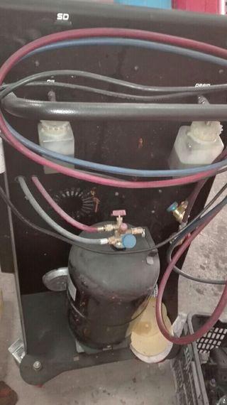 maquina carga aire