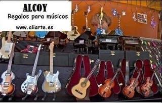 Regalos para músicos