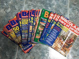 Lote revistas Bricolaje