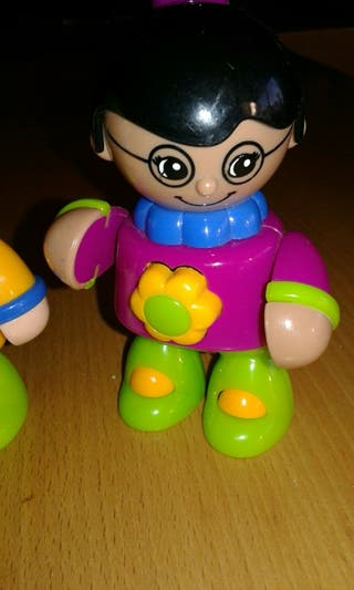 Muñeco Profesora Tolo