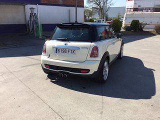 Mini Cooper S, automático, techo, asientos piel