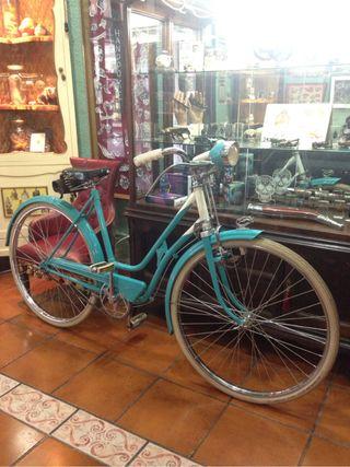 Bicicleta BH, Gacela.