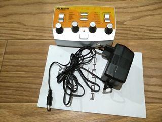 Alesis ModFX PHLNGR pedal de efectos