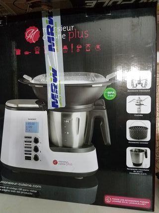 monsieur cuisine Lidl robot de cocina Thermomix