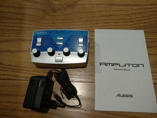 Alesis ModFX ampliton pedal de efectos