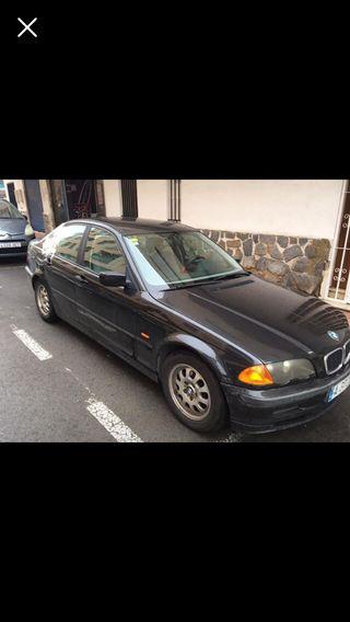 BMW Serie 3 2000 coche buen estado