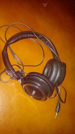 cascos musica