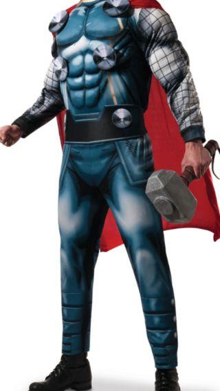 Thor diafraz original talla STD