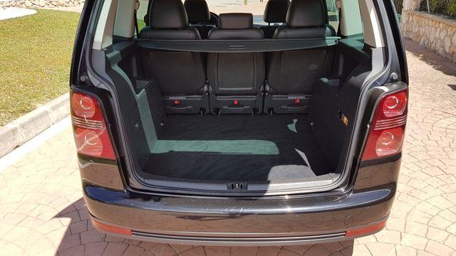 Volkswagen Touran 2007 gasolina