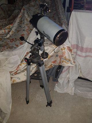 Telescopio STARBLITZ MTC 100