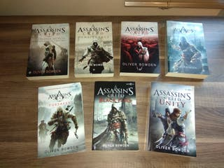 Saga de libros Assassins Creed