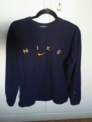 En Wallapop Mano De Nike Sudadera Azul Segunda nwxgP8n7q
