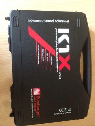 Micrófono clarinete Rumberger K1X