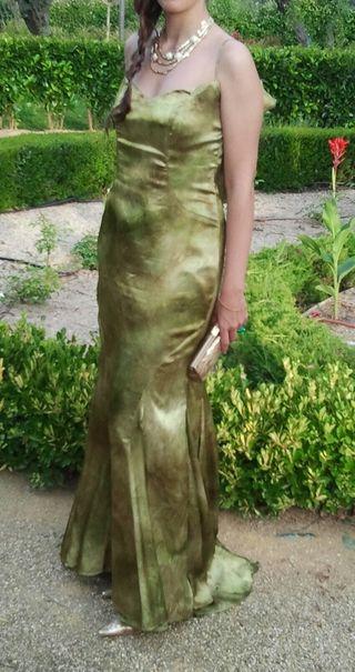 Vestido largo de fiesta/boda