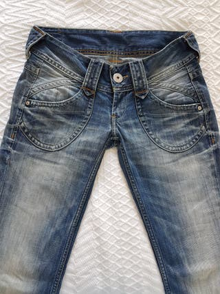 Segunda 20 Pantalones Por De 27 Pepe Mano Jeans Talla qw8fR