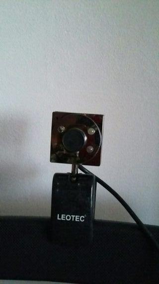 webcam con pinza